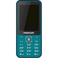 Мобильный телефон MAXCOM Classic MM814 Green
