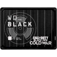 Портативный жёсткий диск WD Black P10 Game Drive Call of Duty: Black Ops Cold War 2TB USB3.2 (WDBAZC0020BBK-WESN)
