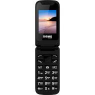 Мобильный телефон SIGMA MOBILE X-style 241 Snap Black (4827798524718)