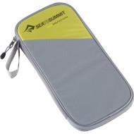 Портмоне SEA TO SUMMIT Travel Wallet Medium Lime Gray (ATLTWRFIDMLI)