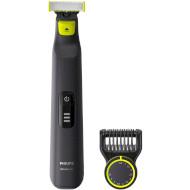 Триммер для стрижки бороды и усов PHILIPS One Blade Pro QP6530/15