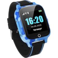 Годинник-телефон дитячий GOGPS T01 Blue