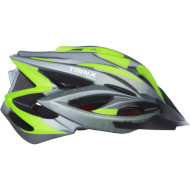 Шлем TRINX TT07 L Matt Grey/Green
