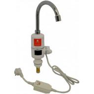 Водонагрівач проточний GRUNHELM EWH-1X-3F-LED