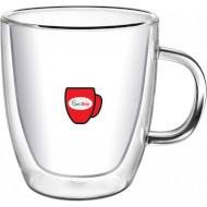 Набір чашок CON BRIO Double Glass 350мл 2шт (CB-8435-2)
