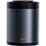 Автомобильный освежитель воздуха BASEUS Ripple Car Cup Holder Air Freshener Black (SUXUN-BW01)