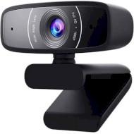 Веб-камера ASUS C3 Full HD Black (90YH0340-B2UA00)
