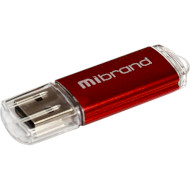 Флэшка MIBRAND Cougar 32GB Red