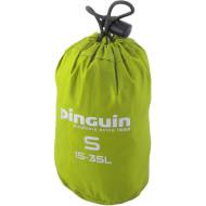 Чохол для рюкзака PINGUIN Raincover S 2020 Yellow/Green (356113)