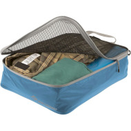 Дорожный чехол для одежды SEA TO SUMMIT TL Garmet Mesh M Blue/Gray (ATLGMBMBL)