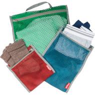 Комплект дорожніх чохлів TATONKA Mesh Pocket Set Assorted (3037.001)