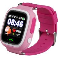 Годинник-телефон дитячий GOGPS K04 Pink
