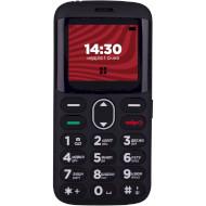 Мобильный телефон ERGO R201 Respect Black