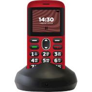 Мобильный телефон ERGO R201 Respect Red