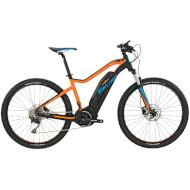 Электровелосипед BH Rebel 27.5 Lite Black/Orange/Blue M