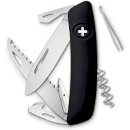 Швейцарский нож SWIZA D05 Black (KNI.0050.1010)