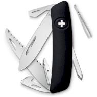 Швейцарский нож SWIZA D06 Black (KNI.0060.1010)