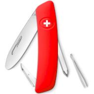 Швейцарский нож SWIZA J02 Red (KNI.0021.1001)