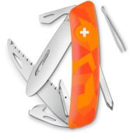 Швейцарский нож SWIZA J06 Orange Urban (KNI.0061.2071)