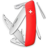 Швейцарский нож SWIZA J06 Red (KNI.0061.1001)