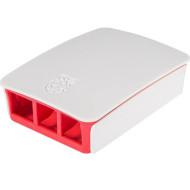 Корпус RASPBERRY Pi 4 model B Red/White