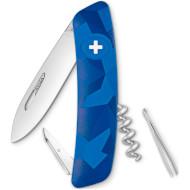 Швейцарский нож SWIZA C01 Blue Urban (KNI.0010.2030)