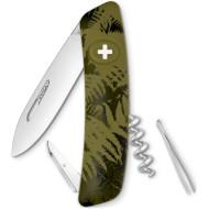 Швейцарский нож SWIZA C01 Olive Fern (KNI.0010.2050)