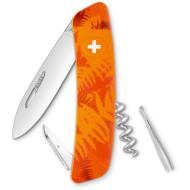 Швейцарский нож SWIZA C01 Orange Fern (KNI.0010.2060)