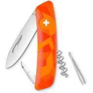 Швейцарский нож SWIZA C01 Orange Urban (KNI.0010.2070)