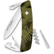 Швейцарский нож SWIZA C03 Olive Fern (KNI.0030.2050)