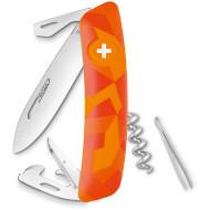Швейцарский нож SWIZA C03 Orange Urban (KNI.0030.2070)