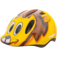 Шлем детский TRINX TT13 Animal Yellow