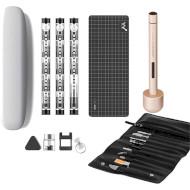 Набор инструментов XIAOMI Wowstick 1+ Precision Electric Screwdriver Set Cordless Chargeable DIY Repair Tools Kit