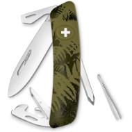 Швейцарский нож SWIZA C04 Olive Fern (KNI.0040.2050)