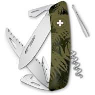 Швейцарский нож SWIZA C05 Olive Fern (KNI.0050.2050)