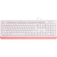 Клавиатура A4TECH Fstyler FK10 Pink
