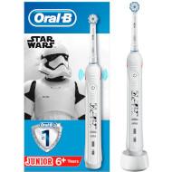 Зубная щётка BRAUN ORAL-B Junior 6+ Star Wars D501.513.2 (80337671)