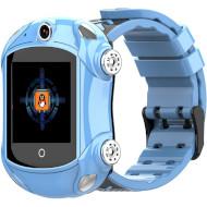 Годинник-телефон дитячий GOGPS X01 Blue