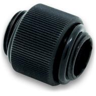 Фітінг EKWB EK-AF Extender 12mm M-M G1/4 - Black (3831109846322)