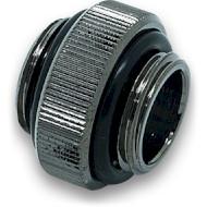 Фітінг EKWB EK-AF Extender 6mm M-M G1/4 - Black Nickel (3831109846285)