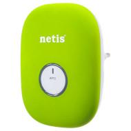 Wi-Fi ретранслятор NETIS E1+ Green