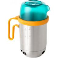 Чайник BIOLITE KettlePot Silver/Teal/Orange (CSE0200)