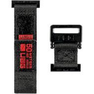 Ремінець URBAN ARMOR GEAR Active Watch Strap для Apple Watch 42/44 мм Black (19148A114040)