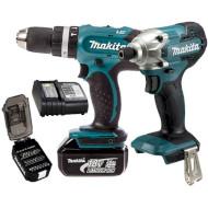 Набір електроінструментів MAKITA DLX 2336SX2