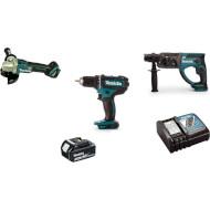 Набір електроінструментів MAKITA DLX3160
