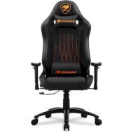 Кресло геймерское COUGAR Explore Black (3MEBENXB.0001)
