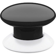 Бездротовий вимикач FIBARO The Button Apple HomeKit Black (FGBHPB-101-2)