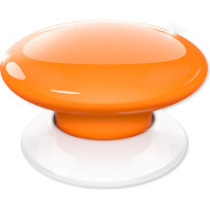 Беспроводной выключатель FIBARO The Button Z-Wave Orange (FGPB-101-8)