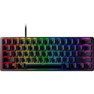 Клавиатура RAZER Huntsman Mini Clicky Optical Switch Purple RU Black (RZ03-03391500-R3R1)