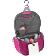 Несессер SEA TO SUMMIT Hanging Toiletry Bag S Berry/Gray (ATLHTBSBE)